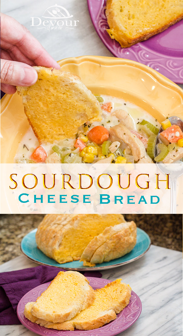 3 Ingredient Cheese Bread is amazing. Easy Cheese spread on Sourdough makes this warm and delicious cheese bread that will compliment any meal or enjoy all by it self. Kid approved. #cheesebread #cheesebreadrecipe #devourdinner #easyrecipe #bread #breadrecipe #Cheesespread #cheesesauce #Soup #chowder #Chickenchowder #sidedishrecipe #easyrecipe #easyprep #prepeasy #yum #instagood #recipe #recipes #Food #foodie #Whatsfordinner