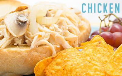 Chicken Italian Sandwich