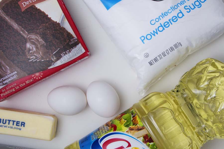 Homemade Oreo Cookie Recipe Using Cake Mix
