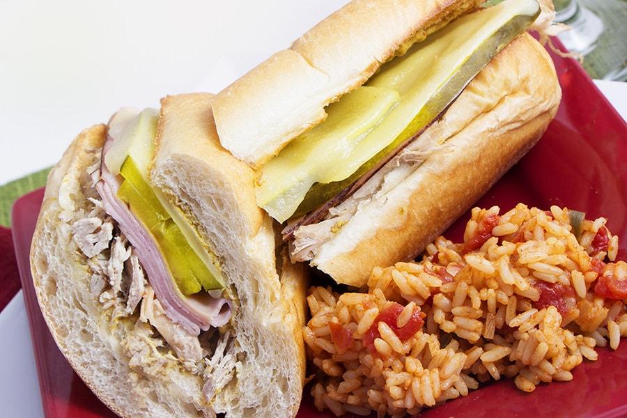Cuban Pork Plated