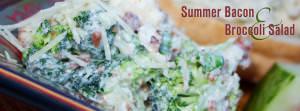 Broccoli Summer Salad
