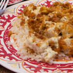 Chicken Poppy Seed Casserole Feature Image
