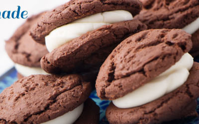 Homemade Oreo Cookie – Copy Cat