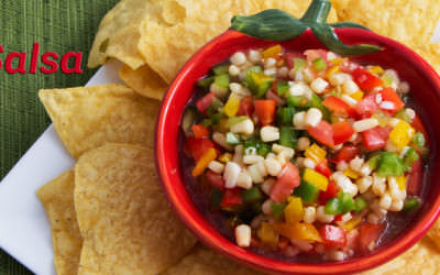 Zesty Fresh Salsa