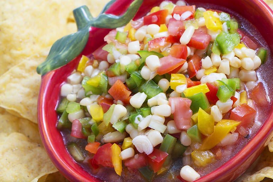 Zestty Fresh Salsa