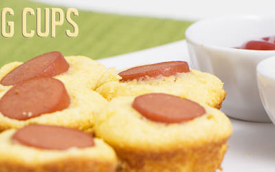 Corn Dog Cups