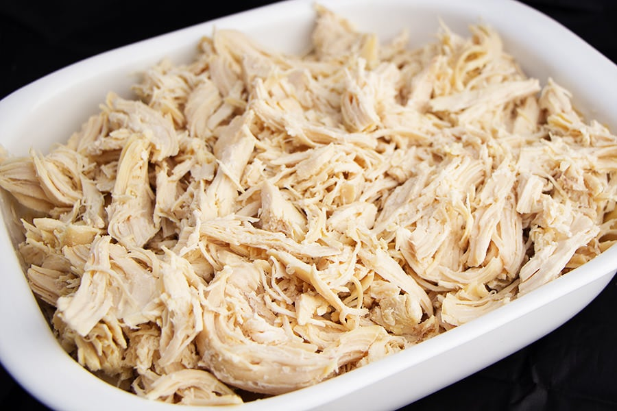 Shredded Chicken Base Ingredient