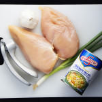 Shredded Chicken Ingredients