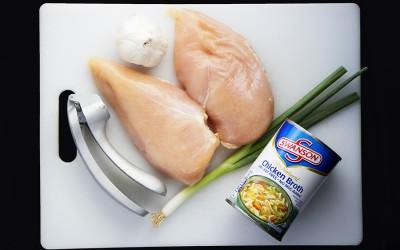 Shredded Chicken – BASE