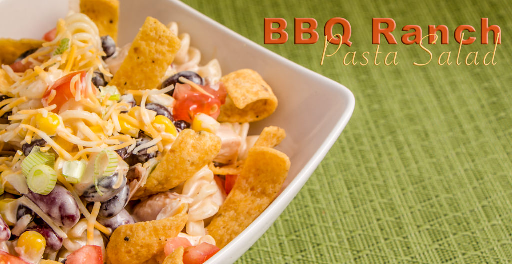 BBQ Ranch Pasta Salad
