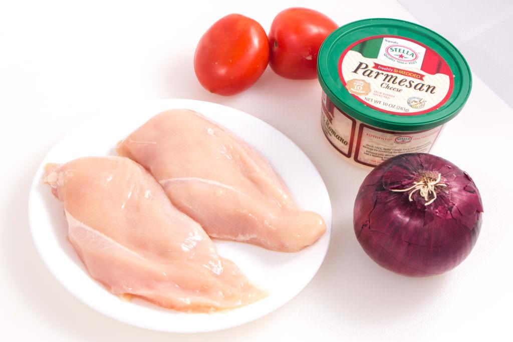 Bruschetta Chicken Ingredients