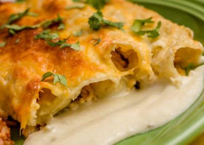 Best Chicken Enchilada Recipe