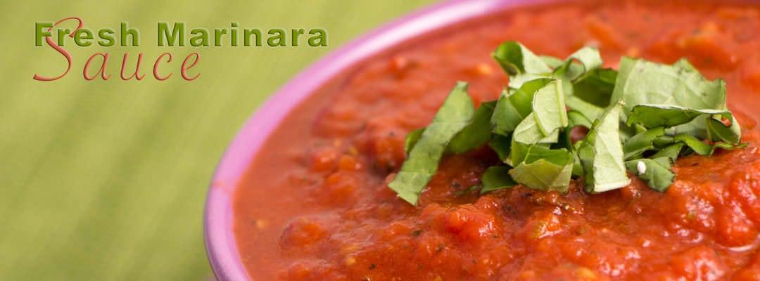 Fresh Marinara Sauce