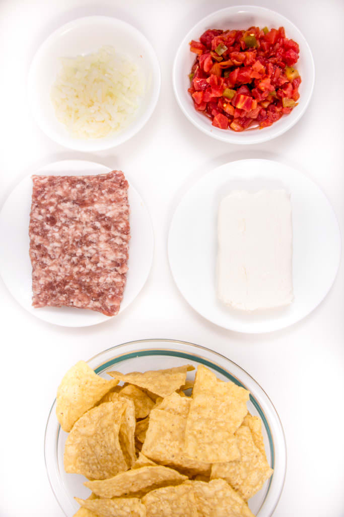 Hot and Creamy Sausage Dip