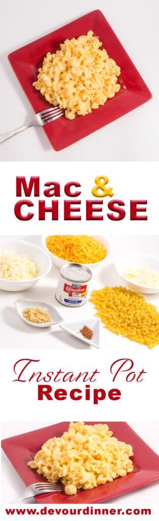 Mac & Cheese Instant Pot Recipe