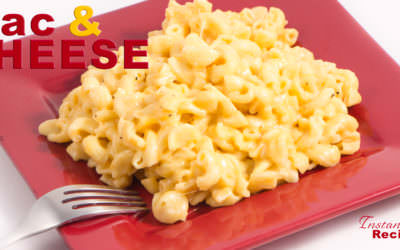 Mac & Cheese | Instant Pot Recipe