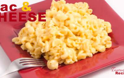 Mac & Cheese | Instant Pot Recipe
