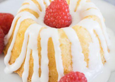 Velvety Smooth Lemon Pound Cake