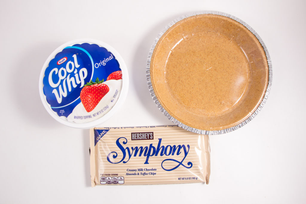 Chocolate Symphony Pie Ingredients
