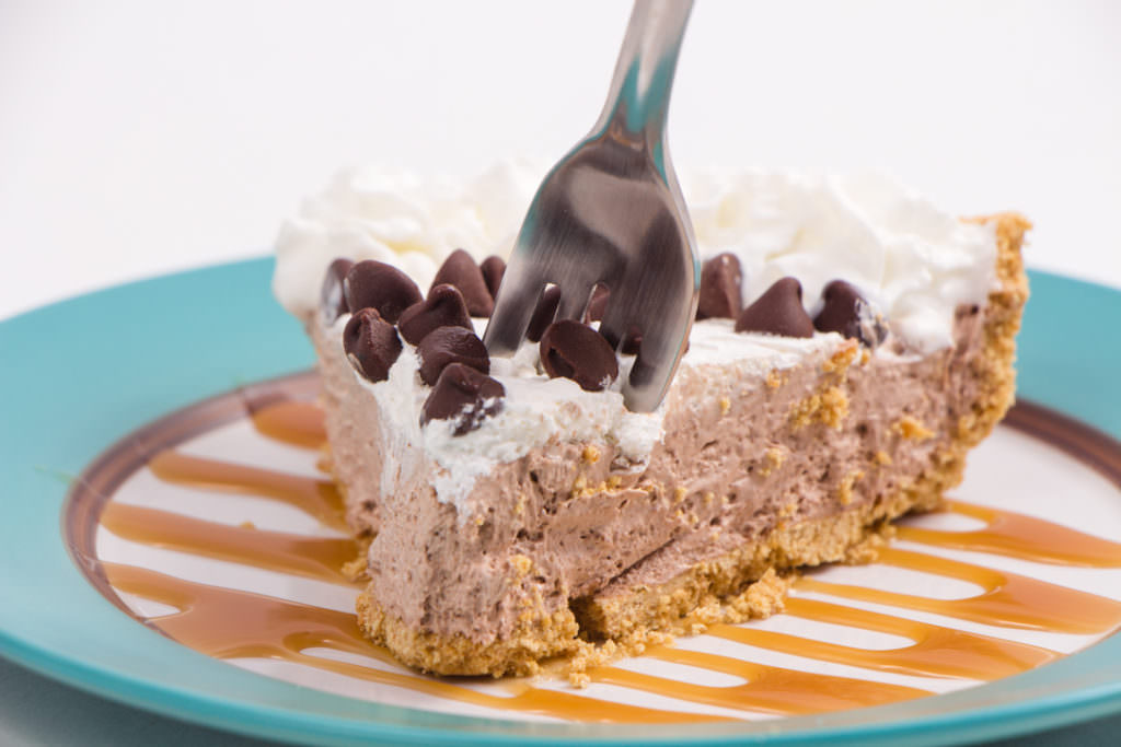 Symphony Chocolate Cream Pie