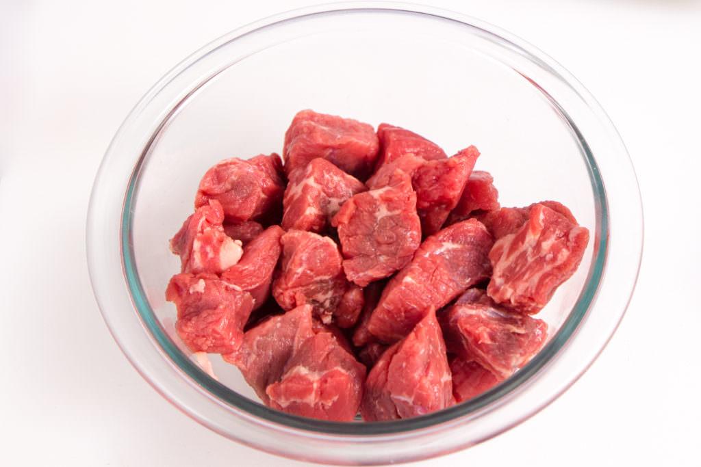 Kentucky Bourbon Steak Bites