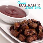 Balsamic Steak Bites