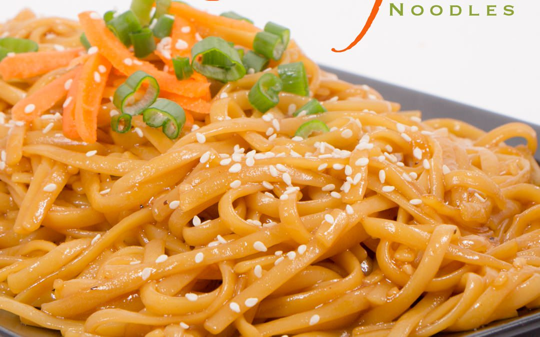 Quick and Easy Teriyaki Noodles
