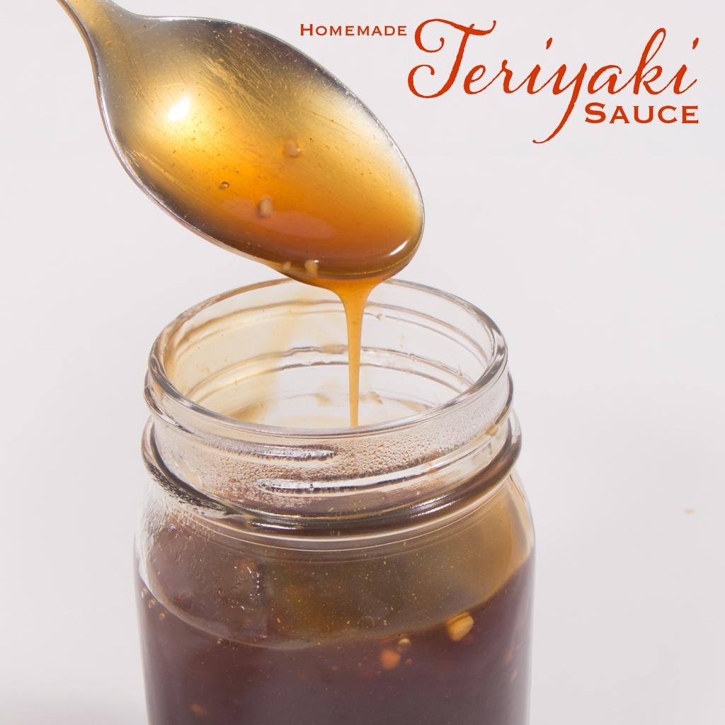 How to make Teriyaki Sauce