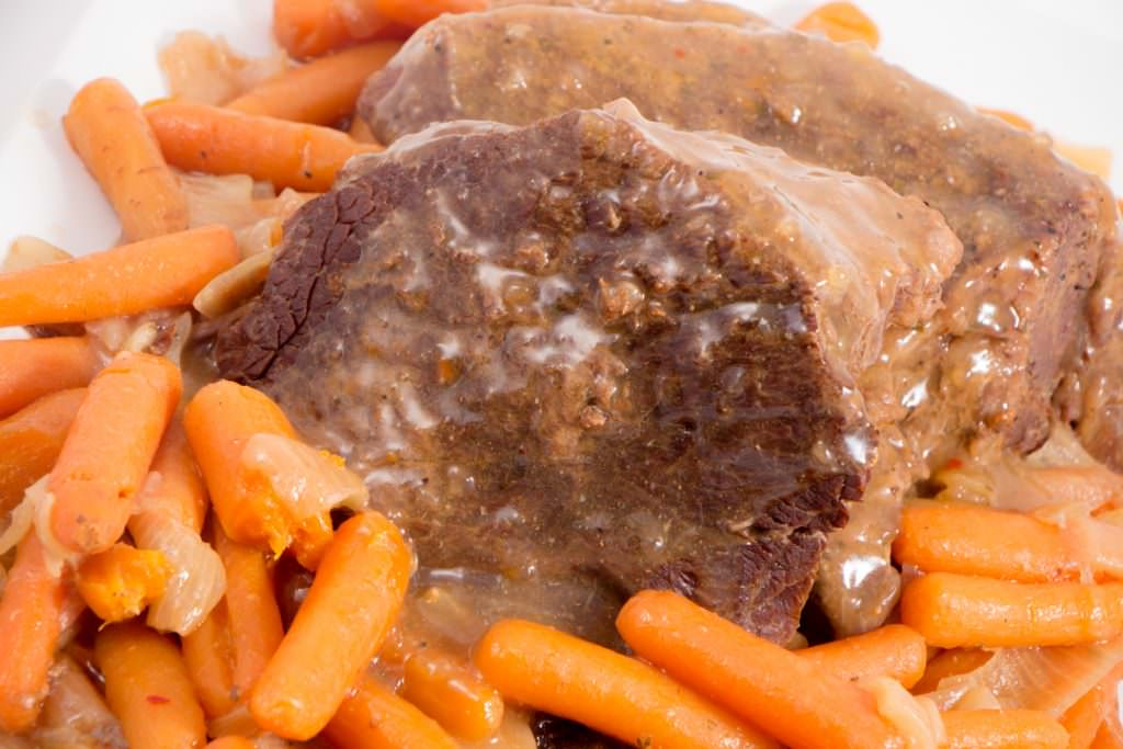3 Packet Pot Roast