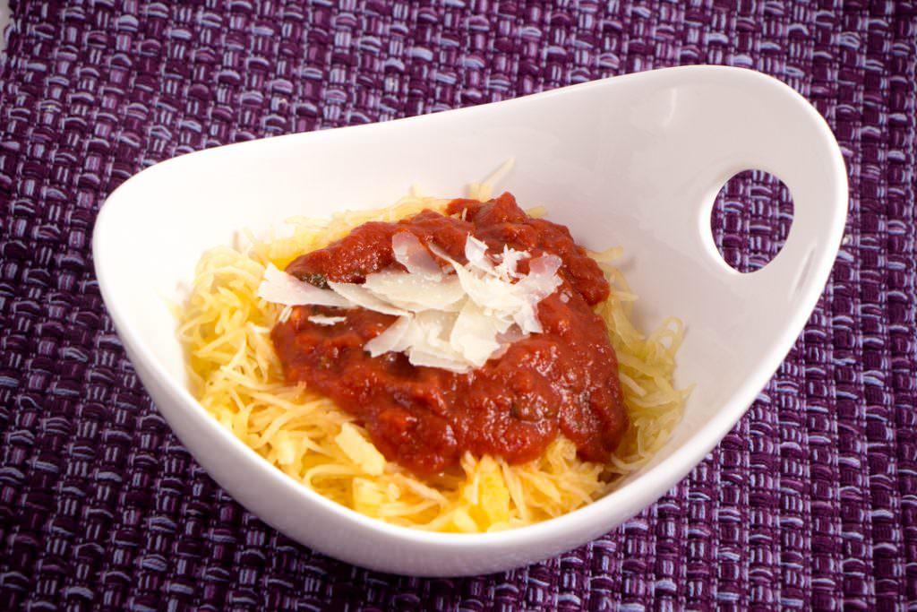 Spaghetti Squash - Instant Pot