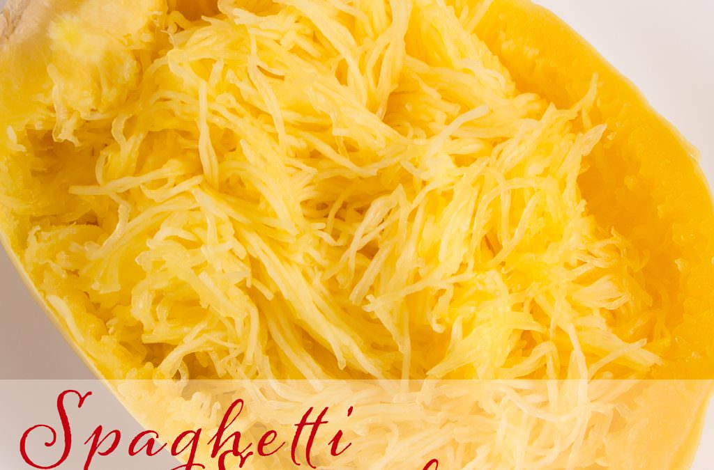 Easy to make Instant Pot Spaghetti Squash