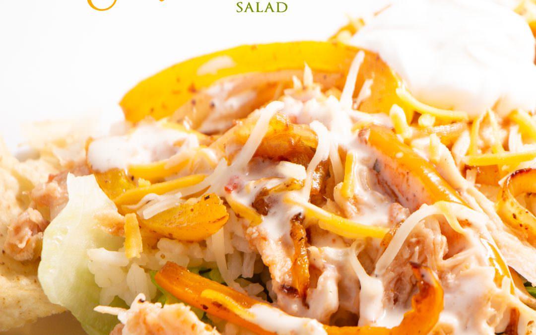 Sweet Salsa Chicken Salad