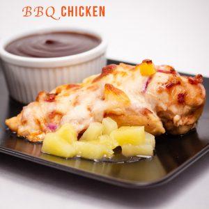 BBQ Bacon Chicken Dinner