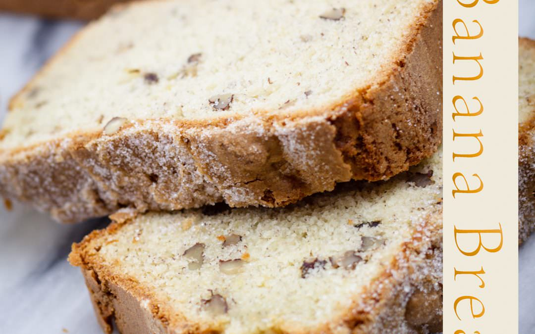 Make Scrumptious Banana Bread with Leftover Ripe Bananas