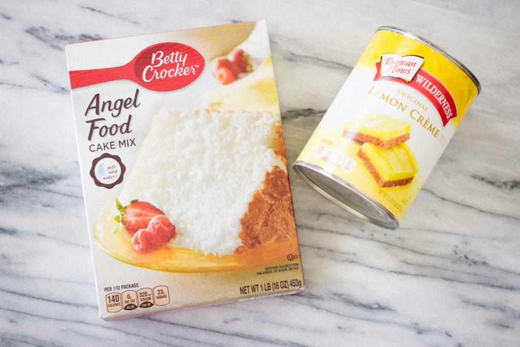 Lemon Bar Cake Mix Recipe