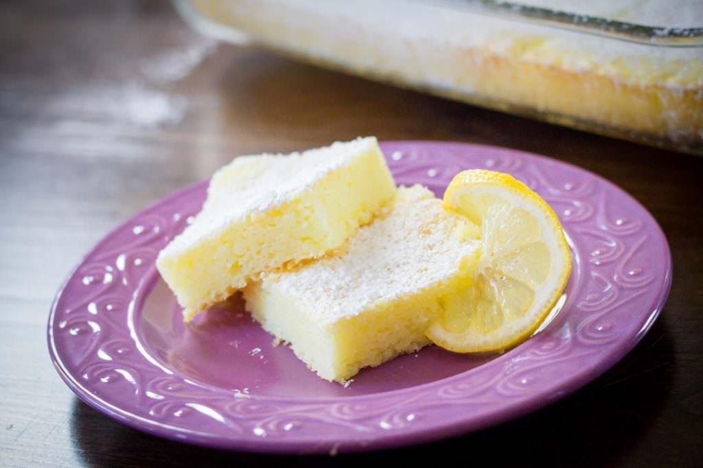 Lemon Bar Dessert