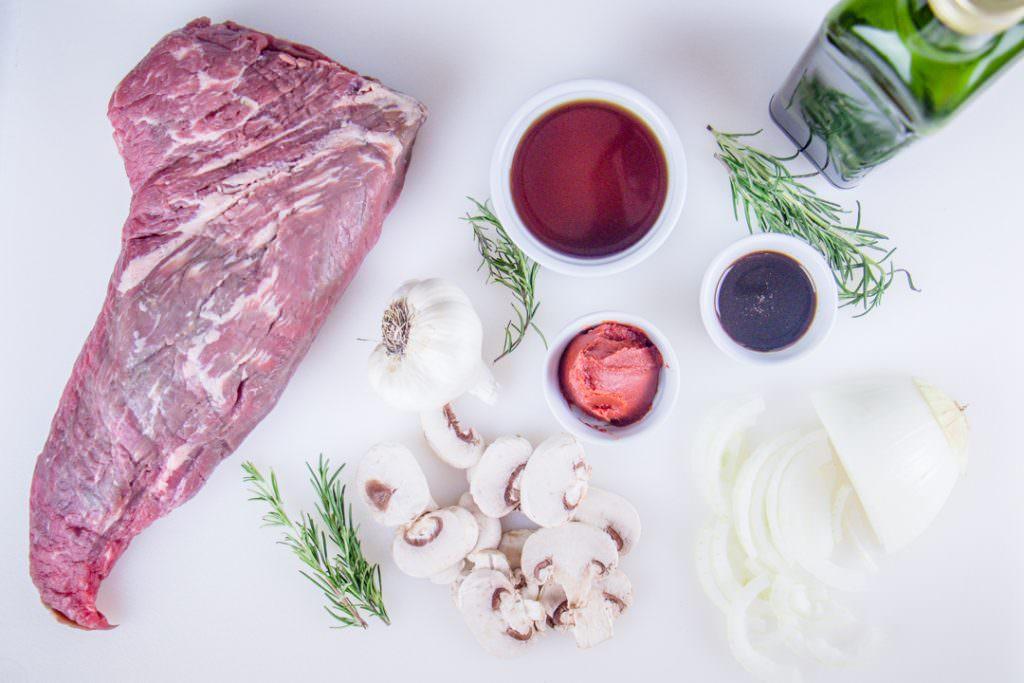 Tri Tip Roast Ingredients