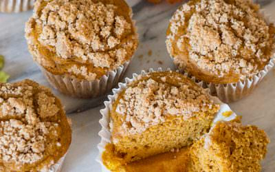 Making Pumpkin Muffins is Quick and Easy