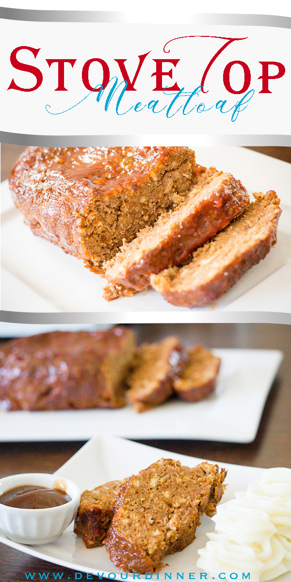 Tonight my family is having Stove Top Meatloaf for dinner. This quick and easy dinner recipe is easily made with only 4 ingredients. I love how simple it is, my family loves how great it tastes. #easydinner #easydinnerrecipe #stovetop #stovetopmeatloaf #stovetopmeatloafrecipe #meatloaf #beef #dinner #Recipe #4ingredient #boschmixers #easyprep #prepeasy #makeityours #inmykitchen #Stovetopstuffingmeatloaf #stovetopstuffing #devourpower #meatloafrecipe #instantpot #instantpotrecipe #meatballs