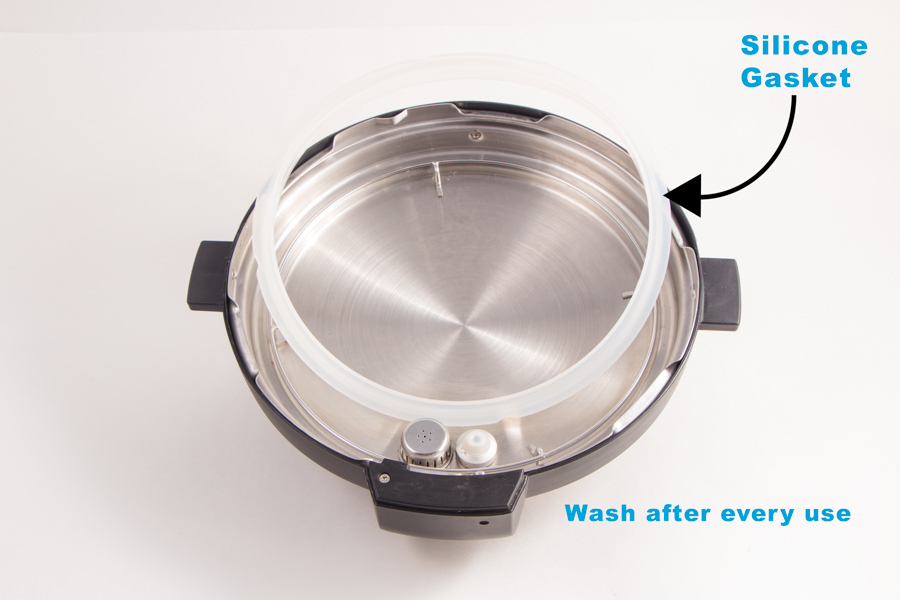 Instant Pot Silicone Gasket