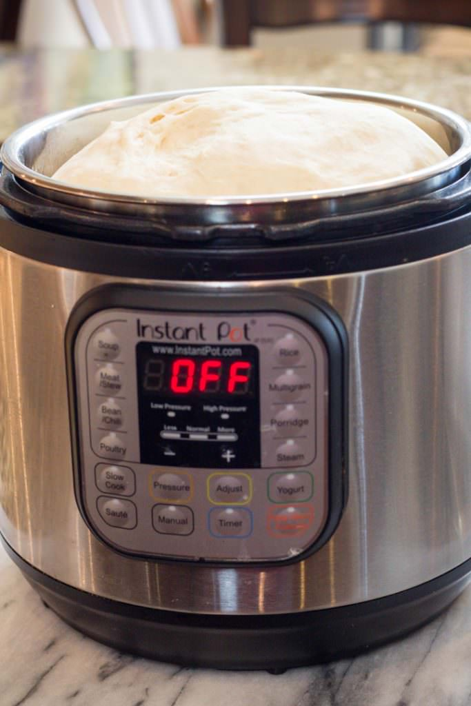 Instant Pot Proof Dough
