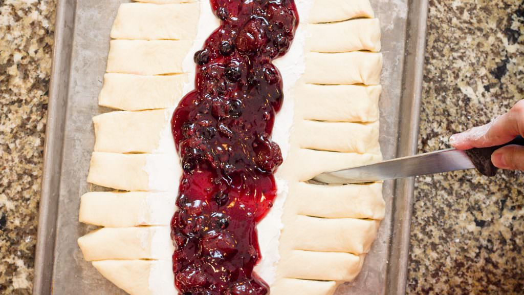 Sweet Rolls a Danish Pastry