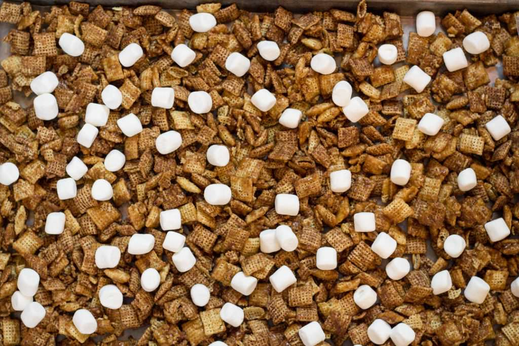 Chex Mix Recipe ~ Better than Sex