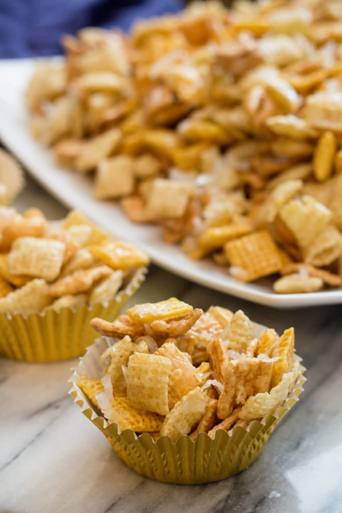 Holiday Chex Mix Recipe
