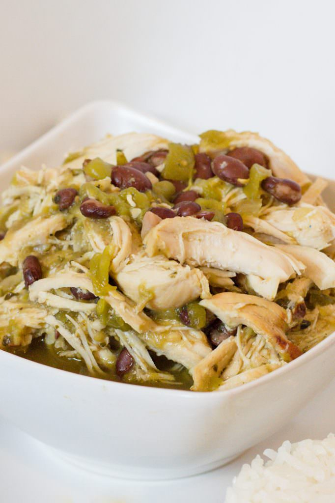 Chicken Chile Verde
