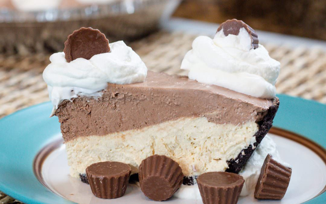 Best Ever Chocolate Peanut Butter Pie
