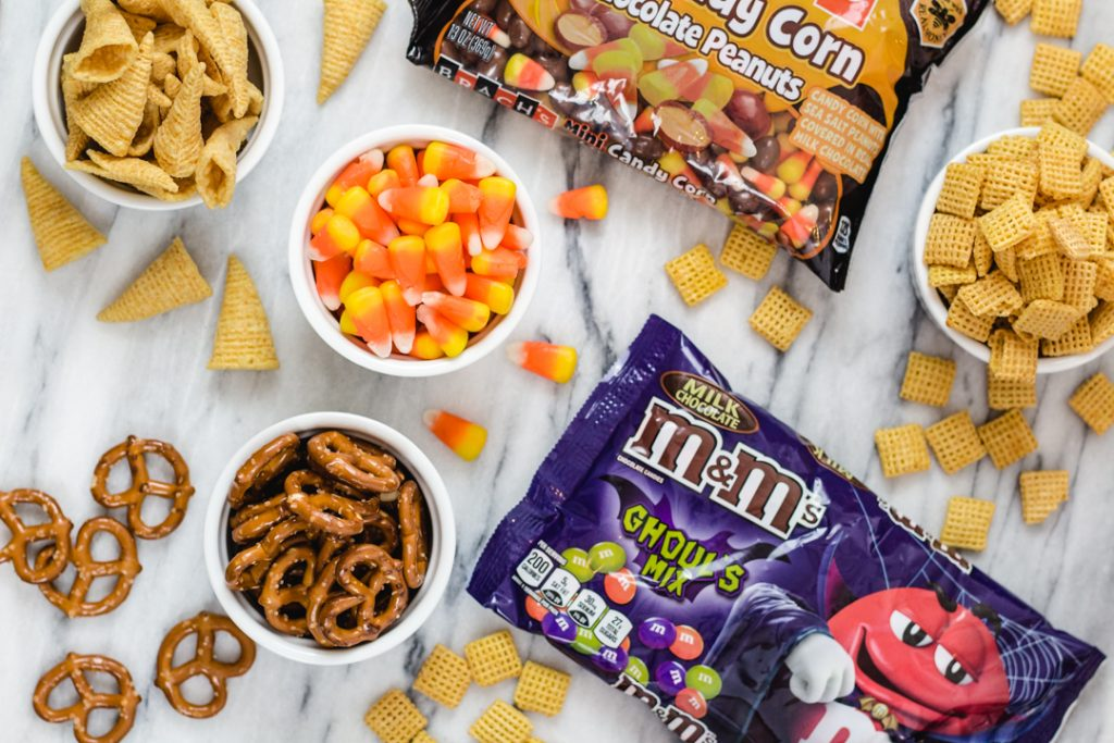 Halloween Chex Mix Recipes