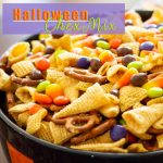 Chex Mix Recipe, Halloween Chex Mix, Snack Mix