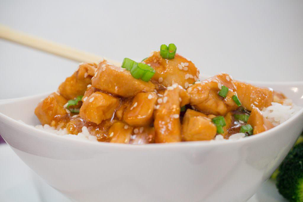 Honey Garlic Chinese Recipe