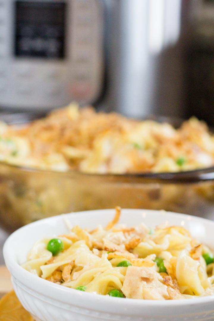 tuna noodle casserole | devour dinner tuna noodle casserole